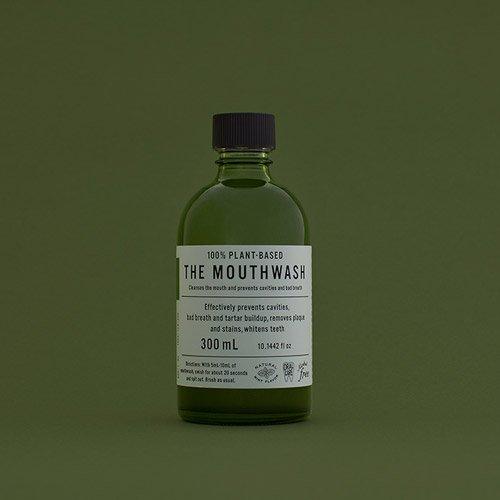 THE MOUTHWASH