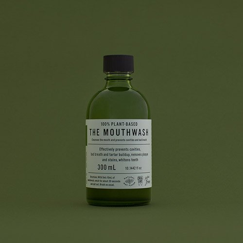 THE MOUTHWASH