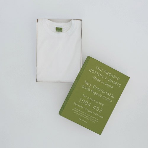 "THE ""THE ORGANIC COTTON T-SHIRTS"