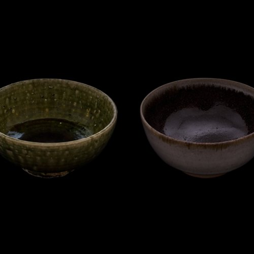 THE 飯茶碗(唐津・美濃)
