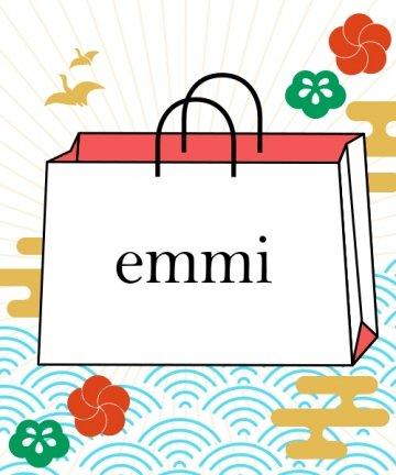 emmi(エミ)2019 福袋(アパレル)はこちら