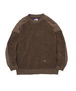 Crew Neck Field Sweater