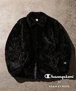 Champion別注フリースジャケット
