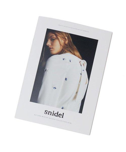 snidel カタログ