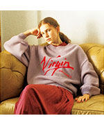 SNIDEL × Virgin RECORS