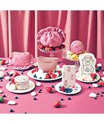 gelato piqueのピンクアイテム