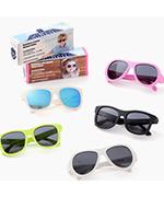 子どもの繊細な瞳を守るサングラス
