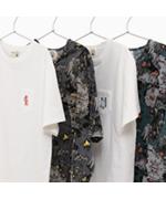 marble SUD ムーミン コラボTシャツ